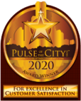 2020 Pulse Award Emblem with Base 450x562